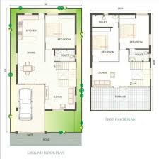 2 Bedroom 2 Bath Duplex Floor Plans by Narrow Lot Modern Home Plans On Modern Duplex House Plans In Nigeria