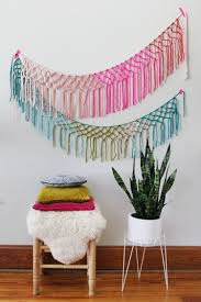 Hanging Wall Decor by Creative Wall Hanging Ideas Shenra Com