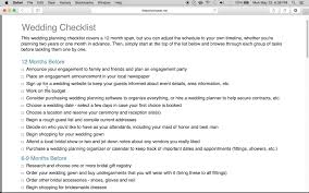 wedding todo checklist create a wedding checklist to do list in 2 minutes