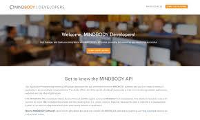 integrate mindbody api softronikx insights
