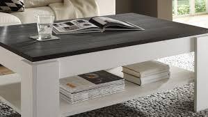 Wohnzimmertisch Originell Universal In Pinie Struktur Weiß Und Touchwood