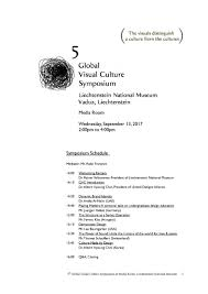 come to the 5th global visual culture gvc symposium united