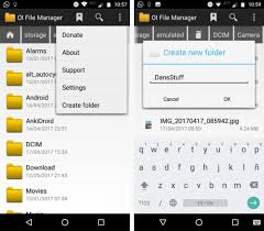 create folder on android how to hide picture folders from the gallery