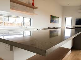 Kitchen Benchtop Designs Polished Concrete Benchtops Build