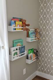 Kitchen Corner Shelf Ideas Best 25 Nursery Shelving Ideas On Pinterest Nursery Shelves