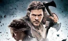 film fantasy z chrisem hemsworthem królewna śnieżka i łowca 2 film film zwiastun