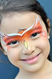 halloween paintings ideas best 25 owl face paint ideas on pinterest halloween facepaint