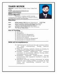 Format Of Best Resume by Examples Of Resumes Example Good 2016 Alexa Resume With Regard