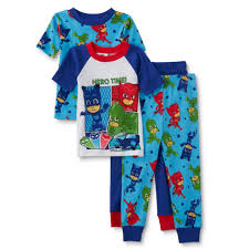 disney pj masks toddler boys u0027 2 pairs pajamas