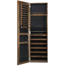 Hayworth Jewelry Armoire 17 Varied Kinds Of Wall Mount Jewelry Armoire To Get And Use