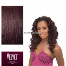 velvet remi tara 246 bob hairstyle velvet euro deep 14 color 950 remi weaving remishop catalog