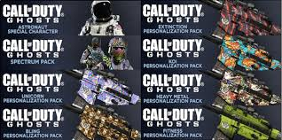 Call Of Duty Ghosts Meme - 6 personalization packs new spectrum pack and astronaut character