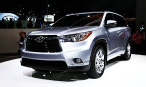 toyota highlander base price 2016 toyota highlander review specs colors release date price