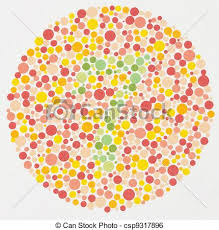 Color Blind Design Stock Image Of Color Blind Test 7 Csp9317896 Search Photos And