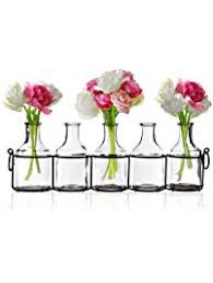 Mismatched Vases Wedding Vases Amazon Com Home Decor