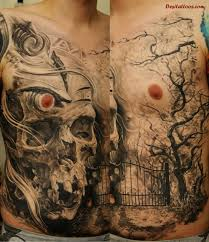 ghost tattoos faded scary ghost tattoos on chest celtic ghost tattoos