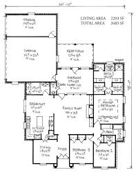 french floor plans house country french house plans