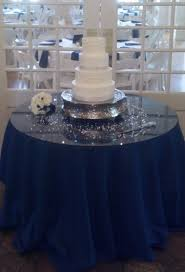 Cake Table Decorations by Finish Your Wedding Centerpiece Incredible Endings