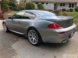2006 bmw m6 coupe e63 v10