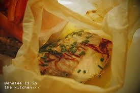 comment cuisiner le filet de lieu noir filet de lieu noir en papillote au safran wanalee cuisine