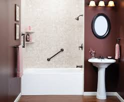 what u0027s the difference between tile and acrylic american home