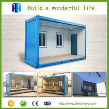hurricane proof prefab modular homes hotel room container cabin kits