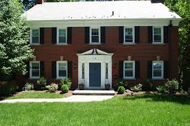ideas about center hall colonial house free home designs photos