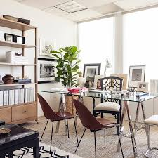 one kings lane home decor this eclectic tribal yet sophisticated office featured on one