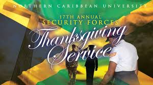 17th annual prayer and thanksgiving service for the security