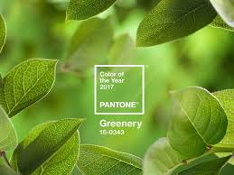 color of year pantone s color of the year 2017 is inspired by nature