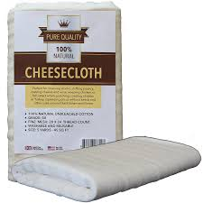 grade 50 cheesecloth 45 square feet cc g50 5yards polybag
