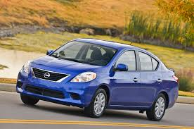 2013 nissan versa reviews and rating motor trend