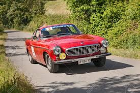 classic volvo a vintage car volvo p 1800 s 1965 runs in rally for classic