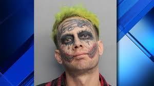 man with u0027joker u0027 inspired tattoos arrested in florida