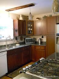 cherry kitchen ideas best 25 cherry kitchen cabinets ideas on cherry wood