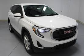 new 2018 gmc terrain sle sport utility in g37962 findlay auto group