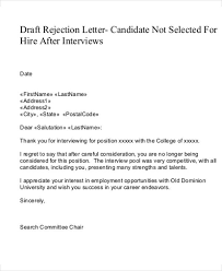 rejection letter image titled write a rejection letter step 11