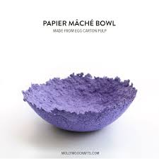 learn the craft of paper mache with 15 delicate creative diy