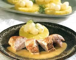 recette de cuisine filet de faisan filets de faisan aux chignons et aux oignons colruyt