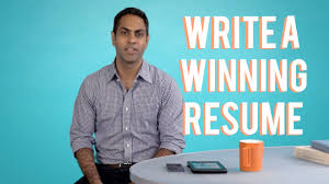 Fix My Resume How To Write A Winning Resume With Ramit Sethi Youtube
