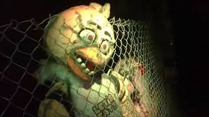 fright dome las vegas five nights at freddys haunted house