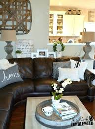 brown sectional sofa decorating ideas brown sofa decor brown sofa decorating living room ideas brown