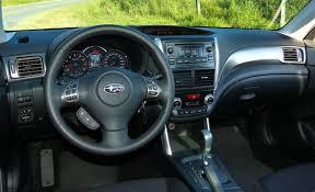 2012 Subaru Forester Interior Top Gear Philippines
