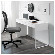 Computer Desk Work Station Micke Desk White Ikea