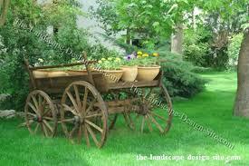 Rustic Garden Decor Ideas Brilliant Rustic Garden Decor Ideas Yard Decor Ideas Horse Drawn