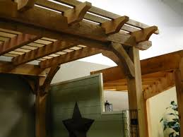 Pergola Rafter Tails by Pergolas The Deck Superstore