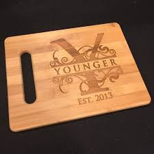 cutting board engraved personalized cutting board wooden cheese board engraved gifts