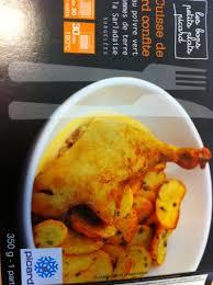 plats cuisin駸 picard picard plats cuisin駸 28 images 201 minc 233 s de poulet
