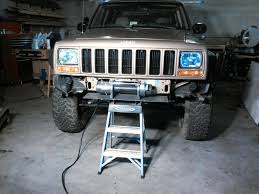 Jeep Cherokee Floor Pan by Front Winch Bumper 4 The Rsor Xj Jeep Cherokee Forum
