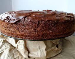 chocolate zucchini cake with dark chocolate icing liz lemon nights